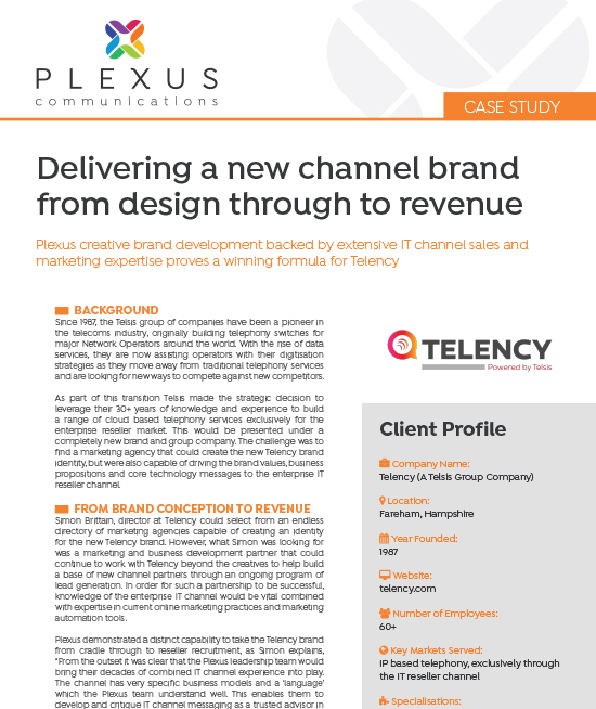 Telency Case Study Case Studies